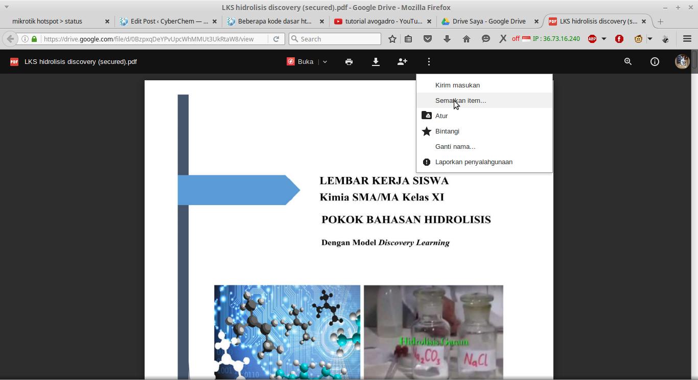 Screenshot-LKS hidrolisis discovery (secured).pdf - Google Drive - Mozilla Firefox-3