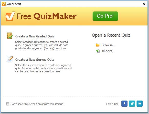 free quizmaker