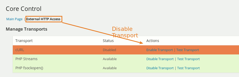disable-transport